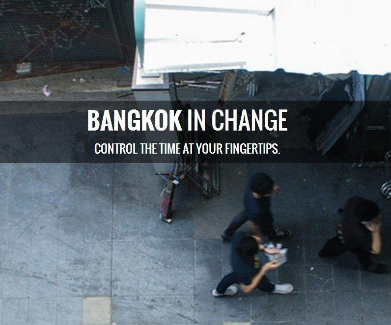 Bangkok in Change