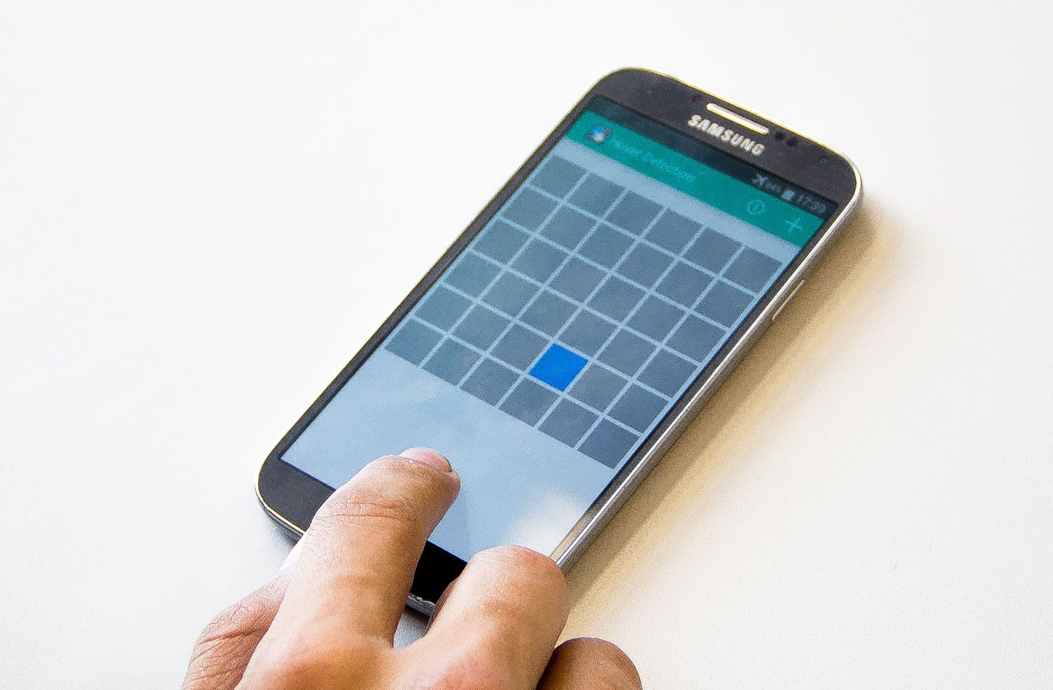 Usability testing of proximity detection